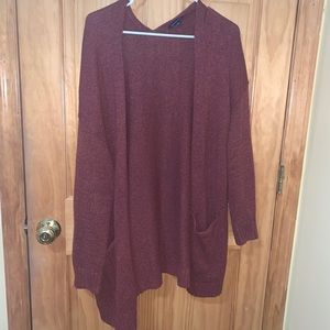 American eagle oversized cardigan  size L/XL